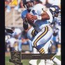 1995 Pinnacle Club Collection Football #177 Warren Moon - Minnesota Vikings