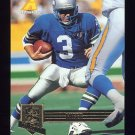 1995 Pinnacle Club Collection Football #168 Rick Mirer - Seattle Seahawks
