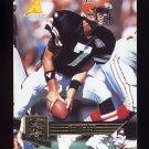 1995 Pinnacle Club Collection Football #137 David Klingler - Cincinnati Bengals