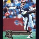 1995 Pinnacle Club Collection Football #129 Jim Kelly - Buffalo Bills