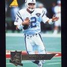 1995 Pinnacle Club Collection Football #103 Jim Harbaugh - Indianapolis Colts