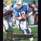 1995 Pinnacle Club Collection Football #101 Jim Harbaugh - Indianapolis Colts
