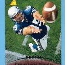 1995 Pinnacle Football #242 Christian Fauria RC - Seattle Seahawks