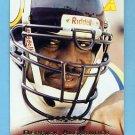 1995 Pinnacle Football #235 Derrick Alexander RC - Minnesota Vikings