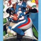 1995 Pinnacle Football #184 Michael Timpson - New England Patriots