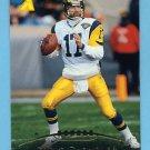 1995 Pinnacle Football #077 Chris Chandler - Houston Oilers