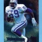 1995 Metal Football #062 Mike Johnson - Detroit Lions