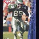 1995 Excalibur Football #057 Calvin Williams - Philadelphia Eagles