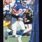 1995 Excalibur Football #051 Rodney Hampton - New York Giants