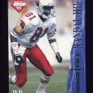 1995 Excalibur Football #002 Randal Hill - Arizona Cardinals