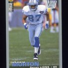 1995 Collector's Choice Player's Club #268 Johnnie Morton - Detroit Lions