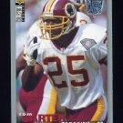1995 Collector's Choice Player's Club #209 Tom Carter - Washington Redskins