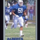 1995 Collector's Choice Player's Club #164 Trev Alberts - Indianapolis Colts