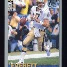 1995 Collector's Choice Player's Club #103 Jim Everett - New Orleans Saints