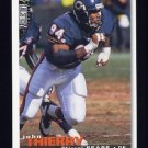 1995 Collector's Choice Football #239 John Thierry - Chicago Bears