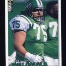 1995 Collector's Choice Football #195 Siupeli Malamala - New York Jets
