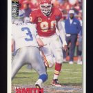 1995 Collector's Choice Football #173 Neil Smith - Kansas City Chiefs
