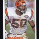 1995 Collector's Choice Football #168 James Francis - Cincinnati Bengals
