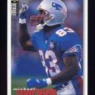 1995 Collector's Choice Football #110 Michael Timpson - Chicago Bears