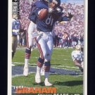 1995 Collector's Choice Football #071 Jeff Graham - Chicago Bears