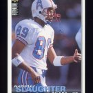 1995 Collector's Choice Football #058 Webster Slaughter - Houston Oilers
