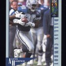 1995 Classic NFL Experience Football #028 Alvin Harper - Dallas Cowboys