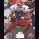 1995 Classic NFL Rookies Football #090 Ken Dilger - Indianapolis Colts