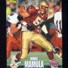1995 Classic NFL Rookies Football #007 Mike Mamula - Philadelphia Eagles