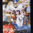 1994 Select Football #128 Steve Atwater - Denver Broncos