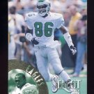 1994 Select Football #055 Fred Barnett - Philadelphia Eagles Ex