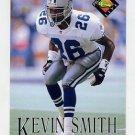1994 Pro Line Live Football #250 Kevin Smith - Dallas Cowboys