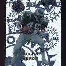 1994 Playoff Football #253 Vaughn Hebron - Philadelphia Eagles