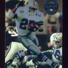 1994 Playoff Football #202 Derrick Lassic - Dallas Cowboys
