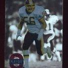 1994 Playoff Football #166 Rick Hamilton - Washington Redskins