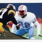 1994 Pinnacle Football #180 Cris Dishman - Houston Oilers