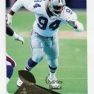 1994 Pinnacle Football #141 Charles Haley - Dallas Cowboys