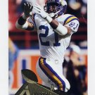 1994 Pinnacle Football #119 Terry Allen - Minnesota Vikings