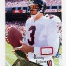 1994 Pinnacle Football #101 Bobby Hebert - Atlanta Falcons