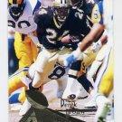 1994 Pinnacle Football #078 Derek Brown - New Orleans Saints