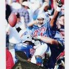 1994 Pinnacle Football #045 Vincent Brisby - New England Patriots
