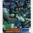 1994 Collector's Edge Silver #134 Rodney Hampton - New York Giants