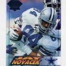 1994 Collector's Edge Silver #039 Jay Novacek - Dallas Cowboys