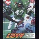 1994 Collector's Edge Football #140 Ronnie Lott - New York Jets