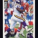 1994 Collector's Choice Football #077 John Randle - Minnesota Vikings