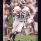 1994 Classic Four Sport Football #103 Jim Miller - Pittsburgh Steelers