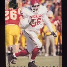 1994 Classic Four Sport Football #101 Aubrey Beavers - Miami Dolphins