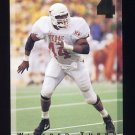 1994 Classic Four Sport Football #098 Winfred Tubbs - New Orleans Saints