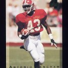 1994 Classic Four Sport Football #059 Antonio Langham - Cleveland Browns