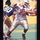 1994 Classic Four Sport Football #051 Dan Wilkinson - Cincinnati Bengals