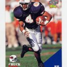 1994 Classic Football #025 Chuck Levy - Arizona Cardinals